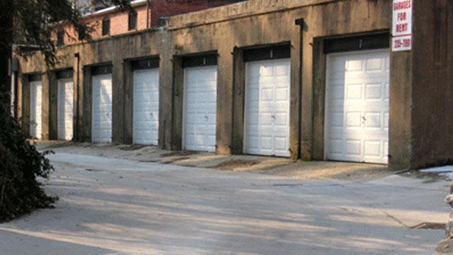Roland Park Baltimore Garages Storage Baltimore